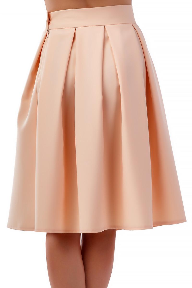 Фото модные юбки в складку