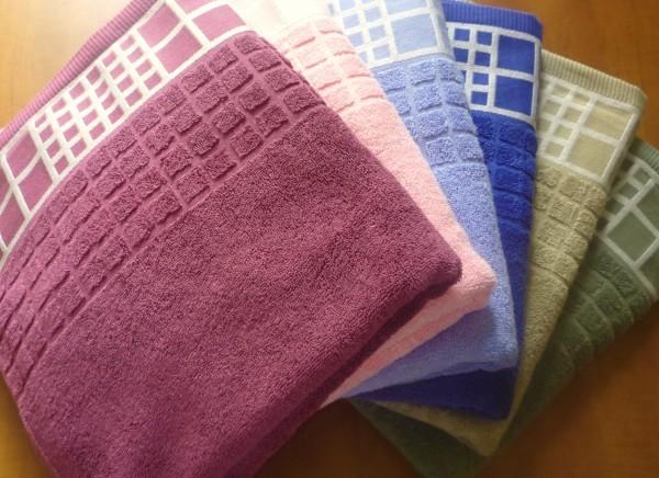 Махровое полотенце 50*90 см, Sunvim