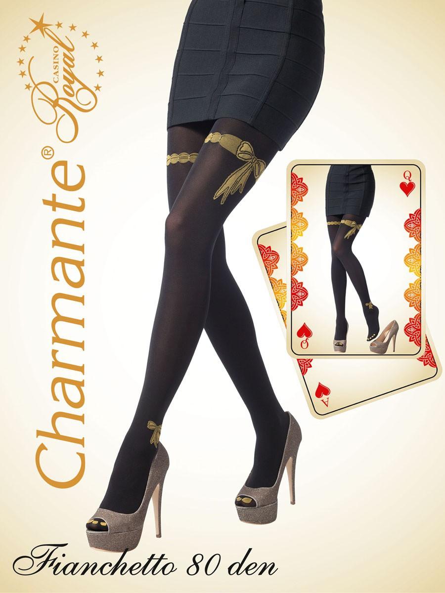 Колготки женские 80 den Charmante, Charmante