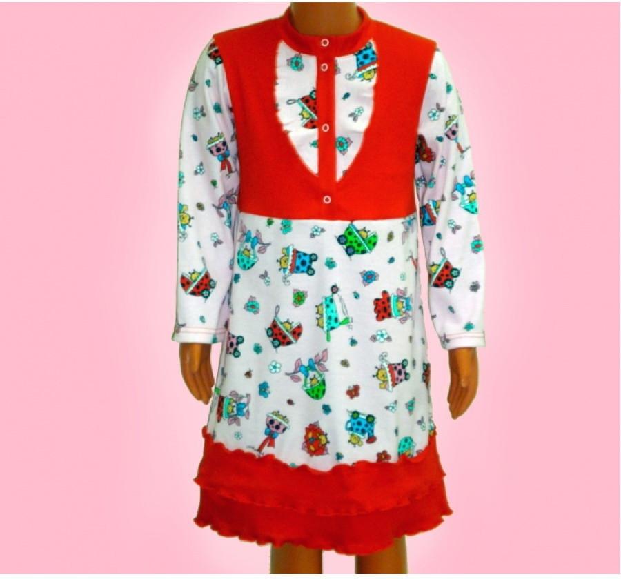 Платье для девочек, Кимоно
