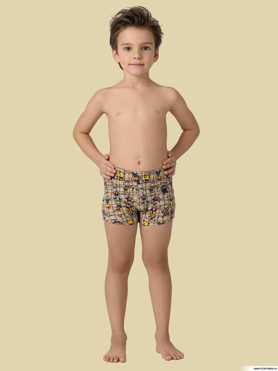 Трусы-шорты для мальчиков, Charmante