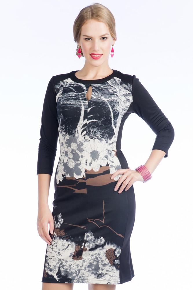 Платье «Фреска», Venusita