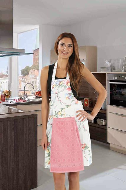 Фартук кухонный с салфеткой, KARNA