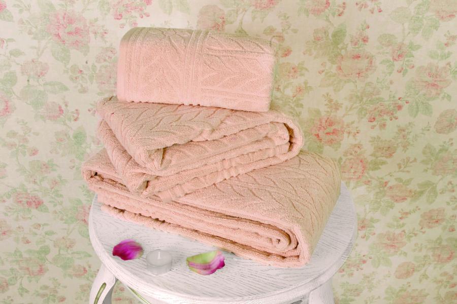Махровое полотенце 90х150, Tete-a-Tete