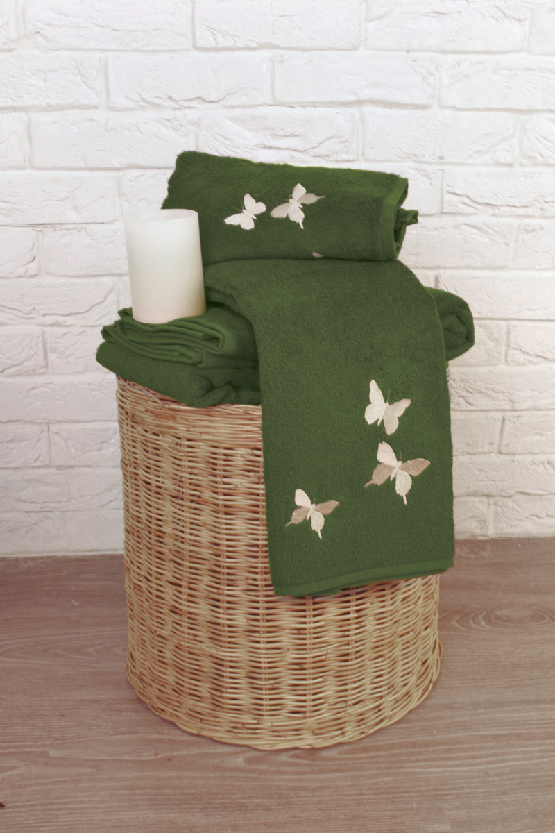 Махровое полотенце 70х140, Tete-a-Tete