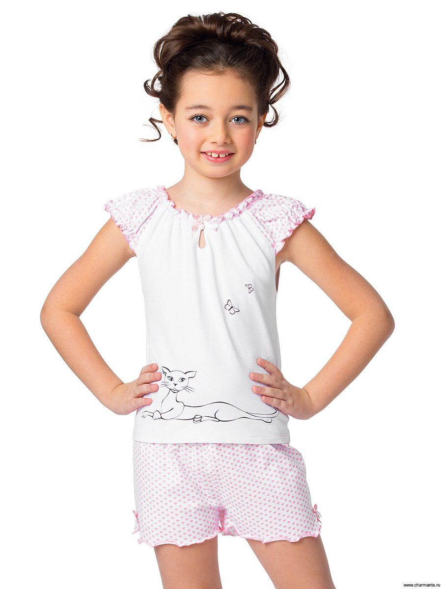 Пижама для девочек, Charmante