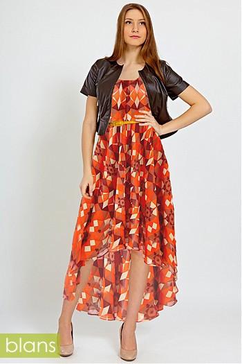 Платье, Blans