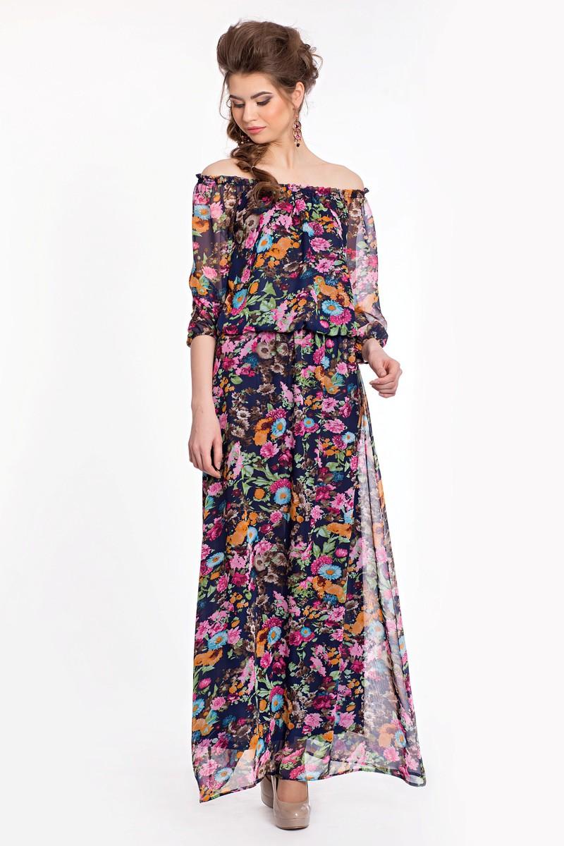 Платье Камила, Filigrana