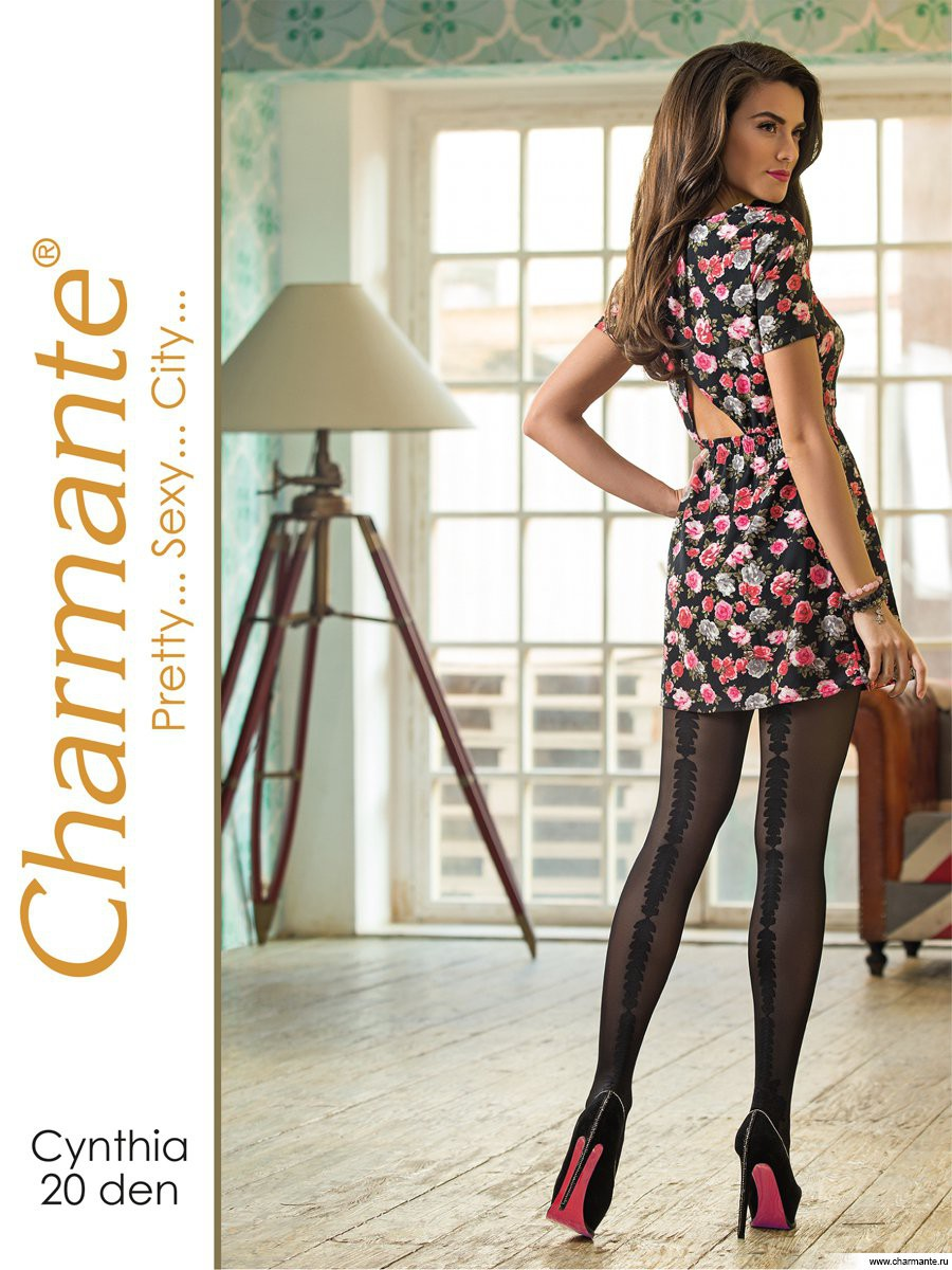Колготки женские  CYNTHIA 20 den, Charmante