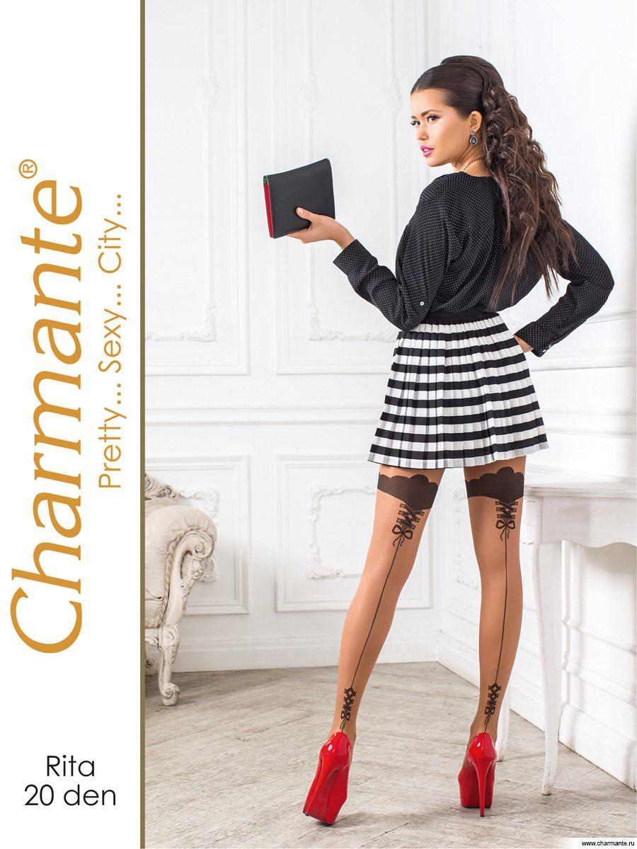 Колготки женские RITA 20 den, Charmante