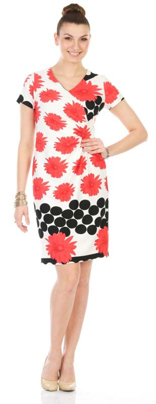 Платье Флора, Modeleani