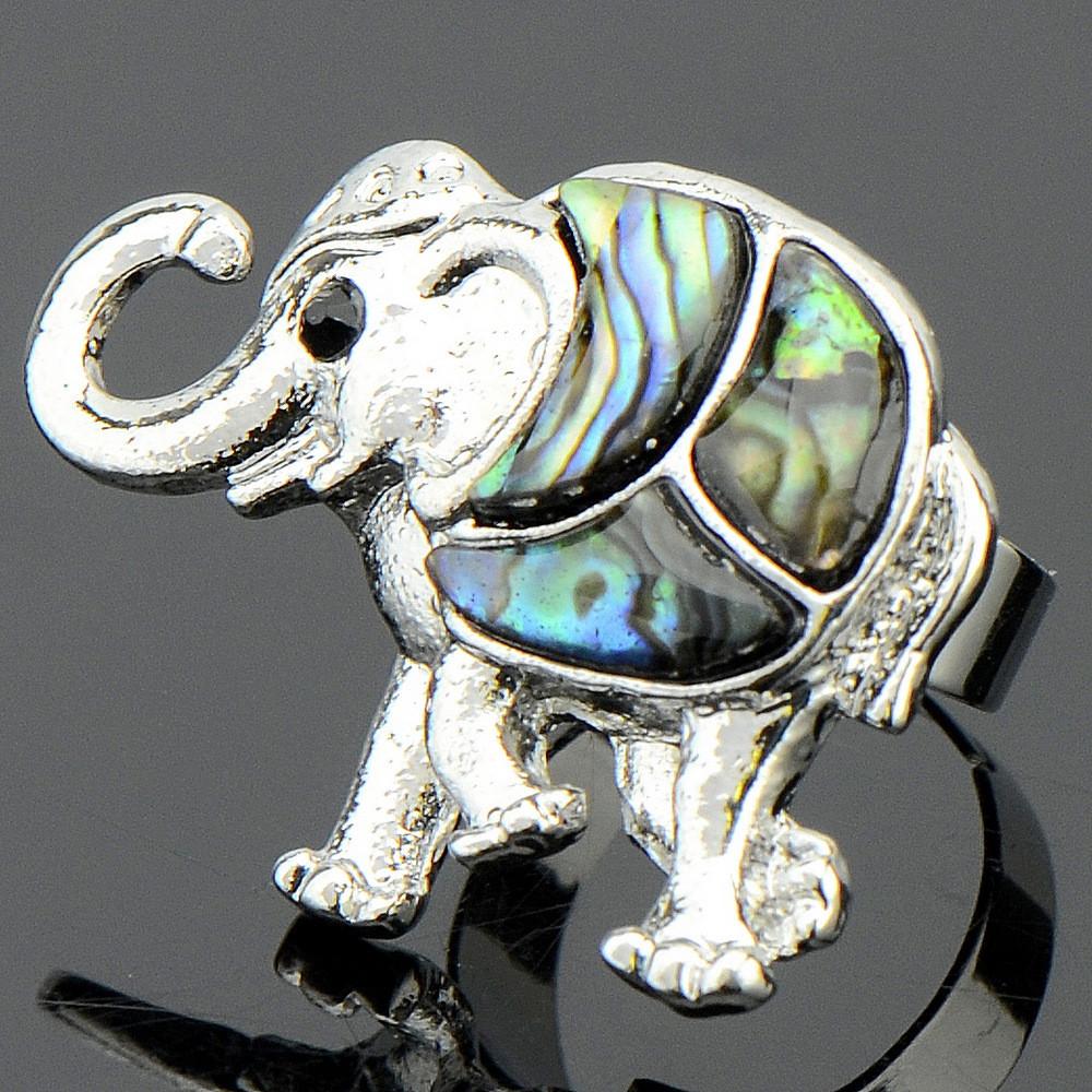 """Кольцо Галиотис """"Слон"""", Бусики-Колечки"""