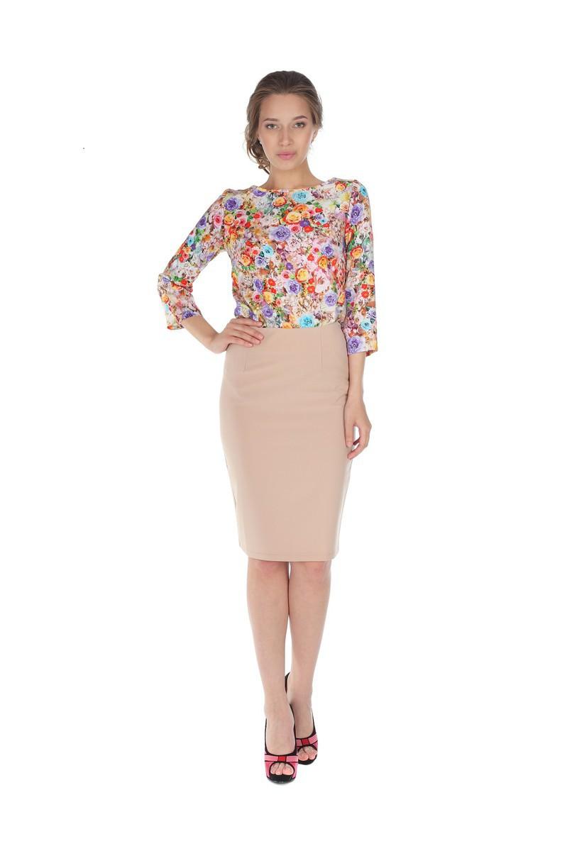 "Блуза ""Цветы"", Gia-Marie (Glauri)"