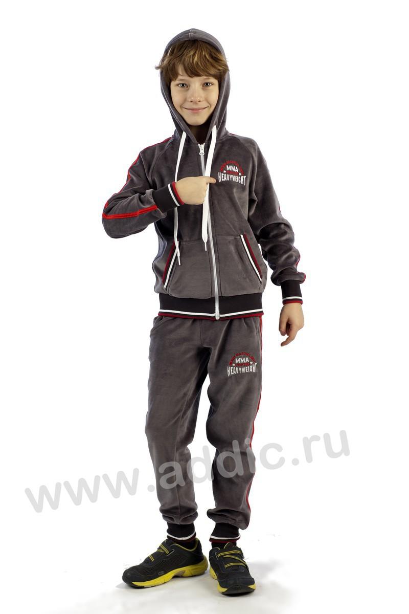 Спортивный костюм детский велюровый, Addic