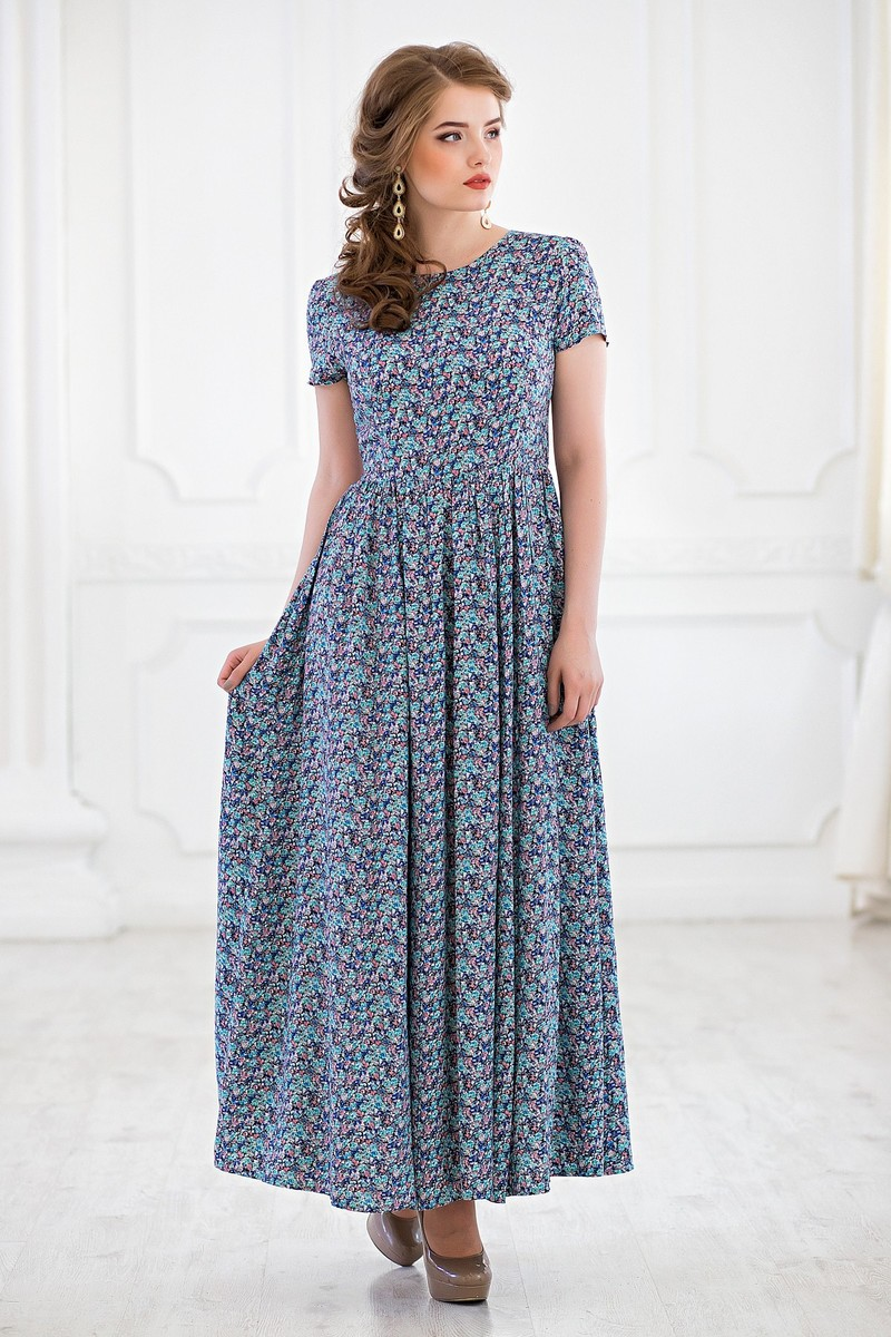 Платье Пелагея, Filigrana
