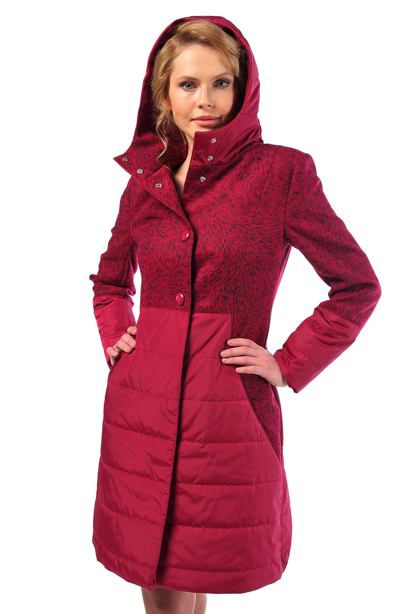 "Пальто демисезонное ""Мегги"", DizzyWay"