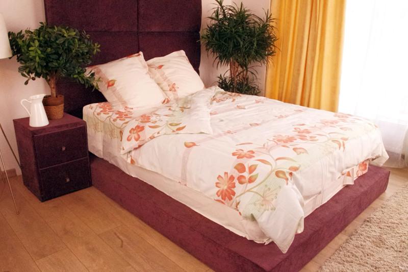 """Комплект постельного белья  """"Цветочная река"""", SONNA"""