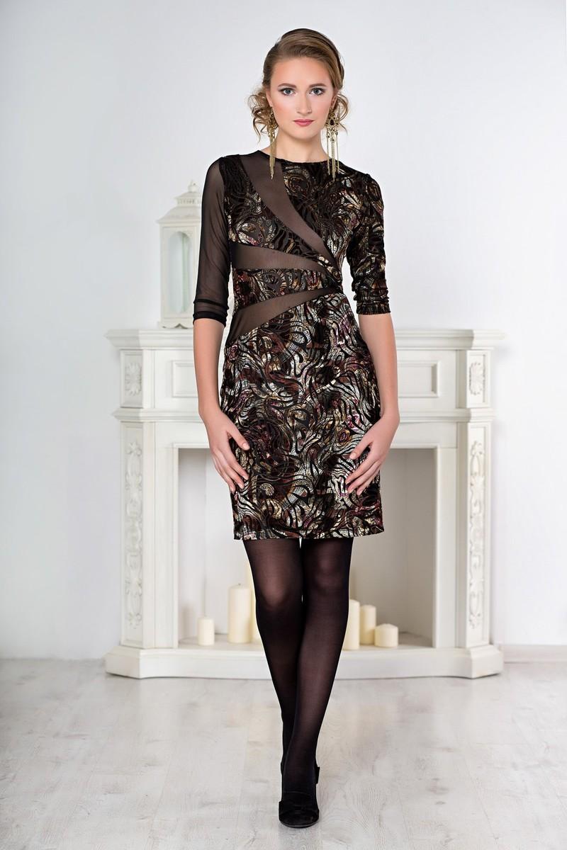 Платье Ванда, Filigrana