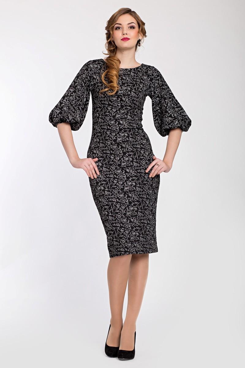 Платье Леся, Filigrana
