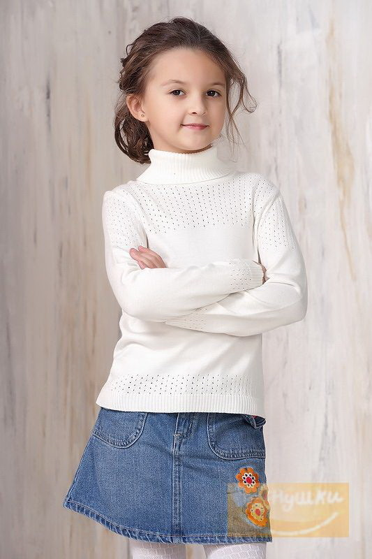 Джемпер детский, Веснушки