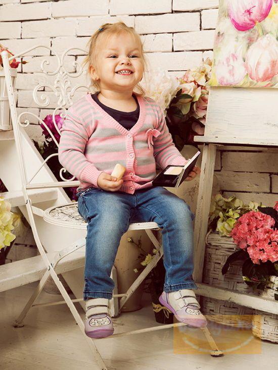 Жакет детский, Веснушки