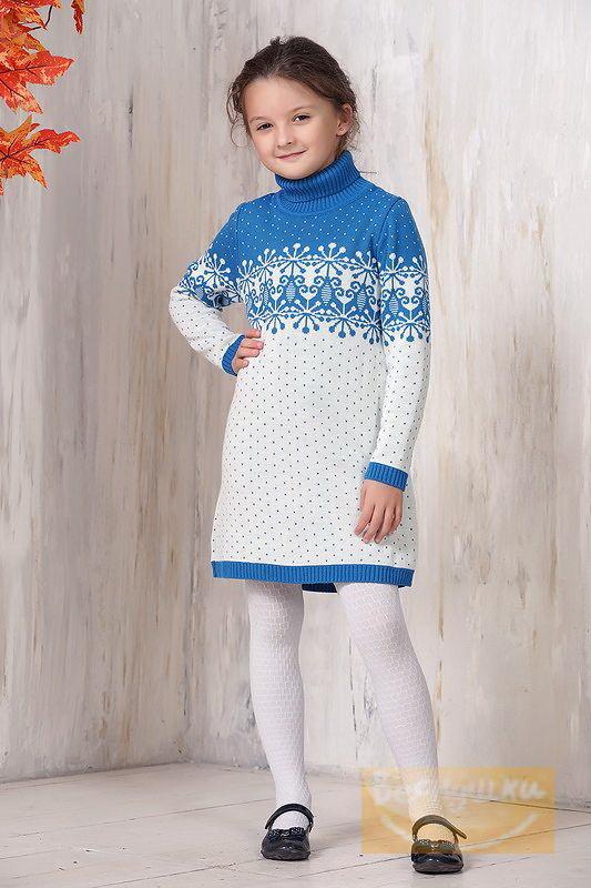Платье детское, Веснушки
