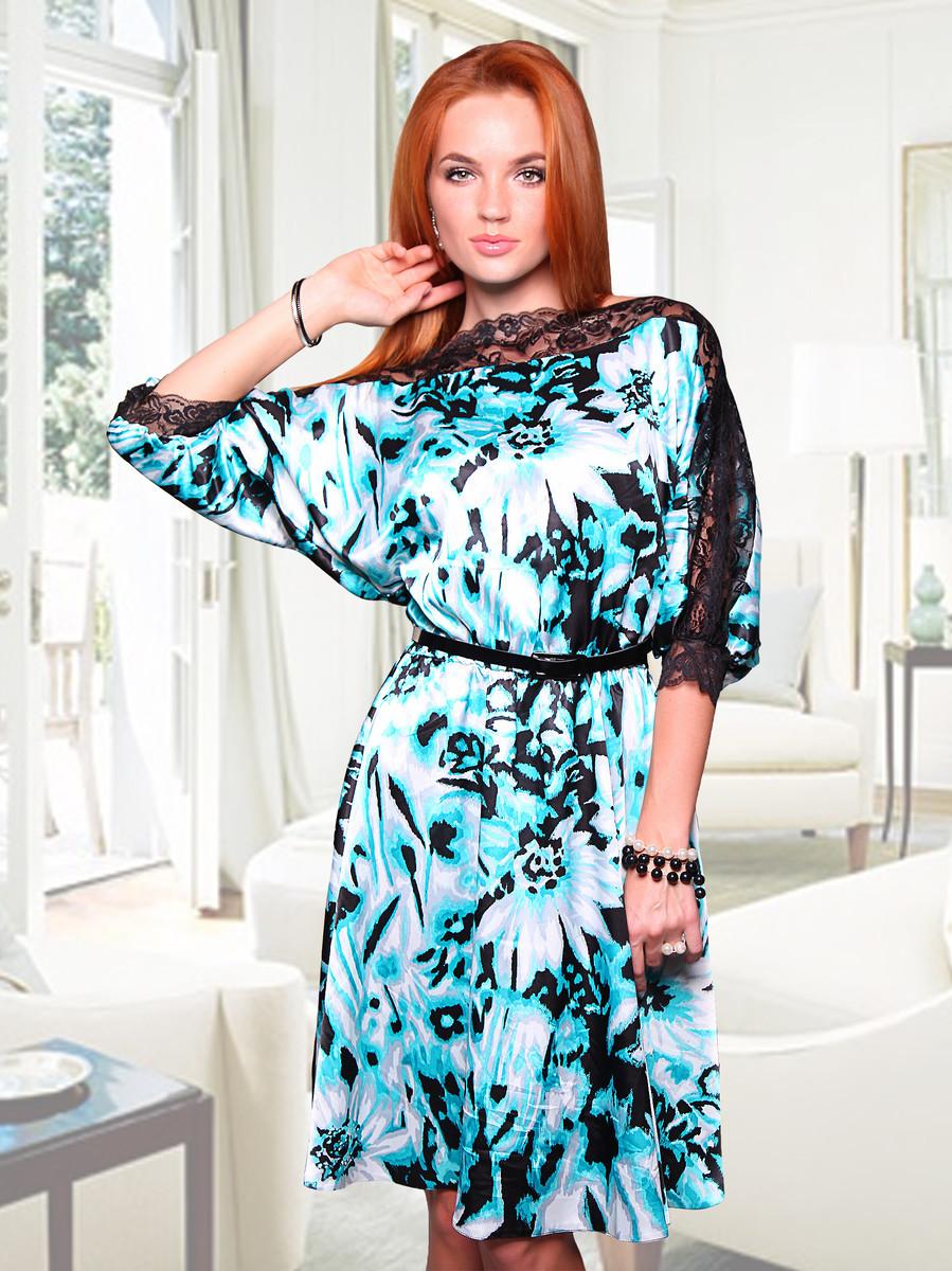 Платье Сапфир, CHARUTTI