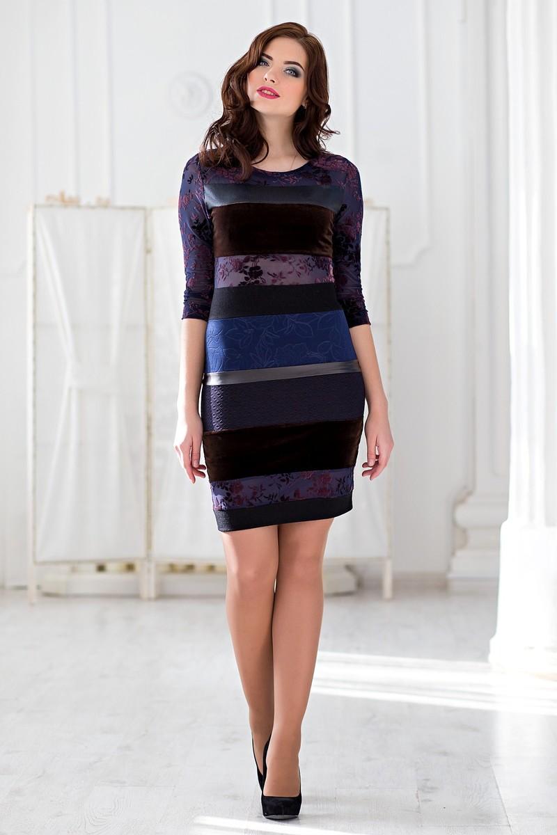 Платье Джуди, Filigrana