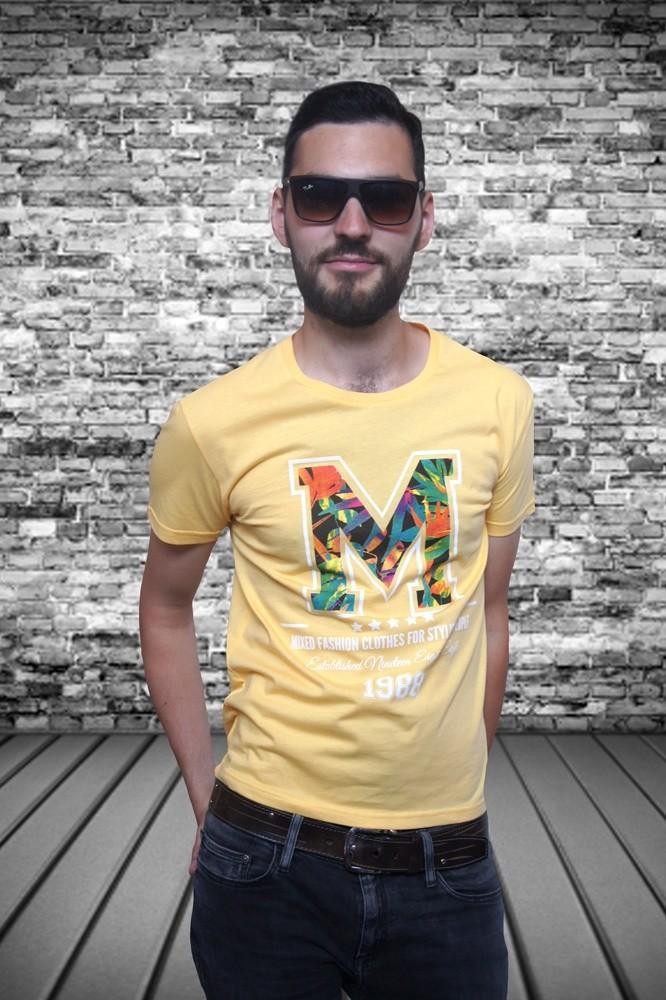 Футболка мужская, Mix-Mode