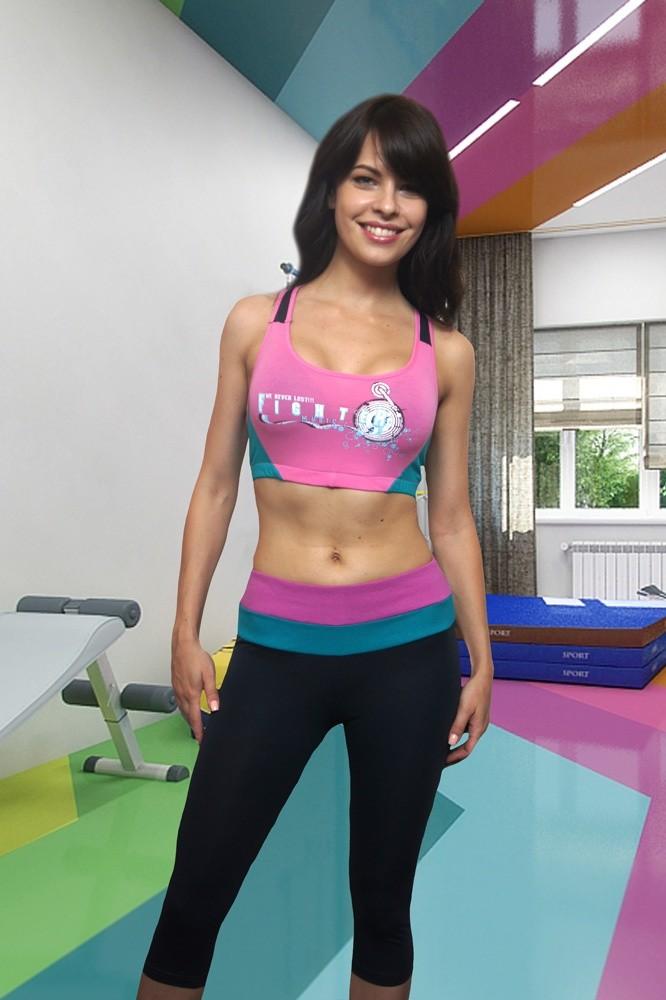Костюм для фитнеса, Mix-Mode