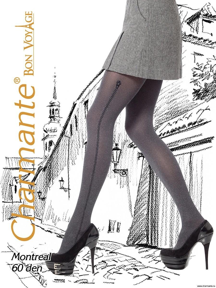 Колготки женские MONTREAL 60 den, Charmante
