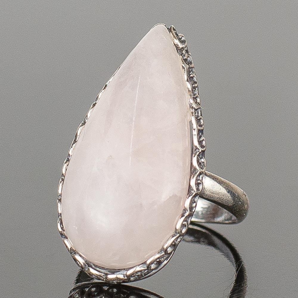 Кольцо мариэтта розовый кварц бусики колечки кольцо лаватера розовый кварц арт ск 4986