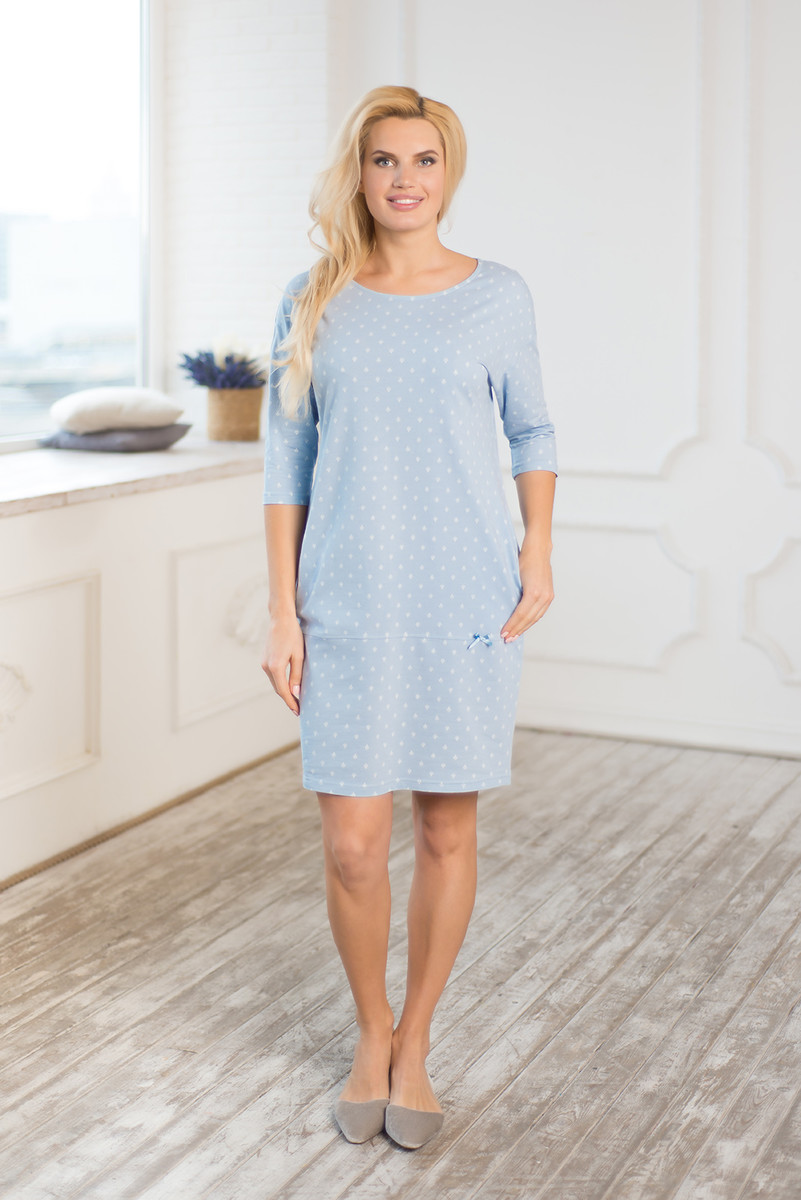 Платье пижама жен mia cara майка шорты botanical aw15 ubl lst 264 р 42 44 1119503